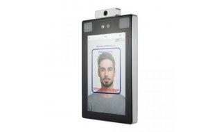ZKTeco ProFace X [TD] gezicht, palm ader en vingerafdruk lezer voor buiten met mondkap detectie en lichaamstemperatuur - koortsdetectie